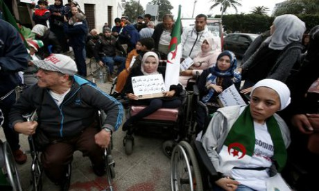 People with special needs in Algeria