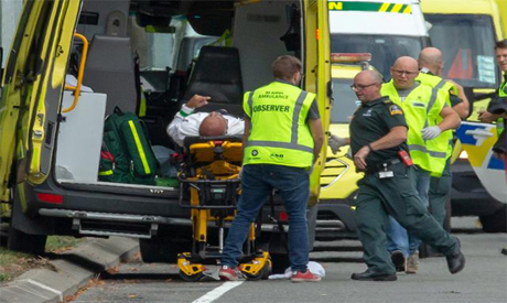 Major world social media remove shooting video of NZ terror attacks