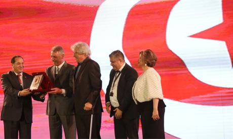 Tunisian Cinema Tributeduring the opening