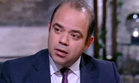 Egyptian stock exchange Chairman Mohamed Farid (Al-Ahram)