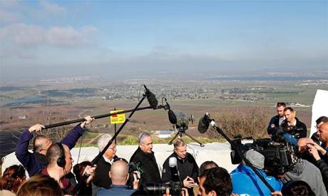 Israeli-occupied Golan