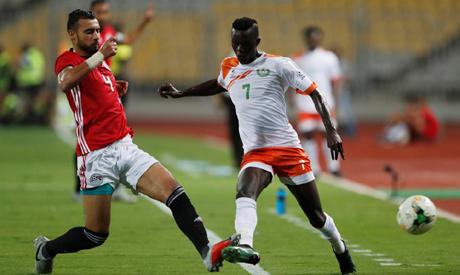 ecc175d55a9660 African Nations Cup Qualifier - Egypt v Niger - Borg El Arab Stadium