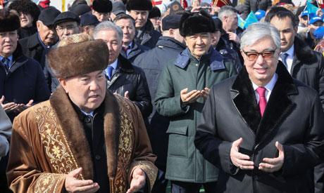 Former Kazakh