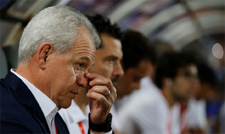 Egypt former National coach Javier Aguirre of Mexico (AFP)