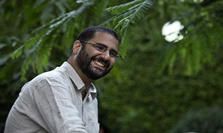 Activist Alaa Abdel Fattah