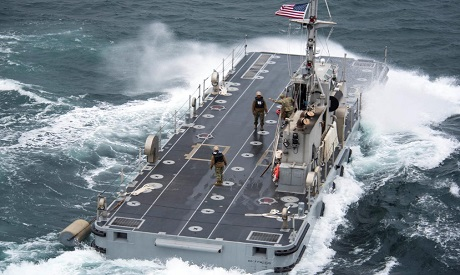US-S.Korean Drills