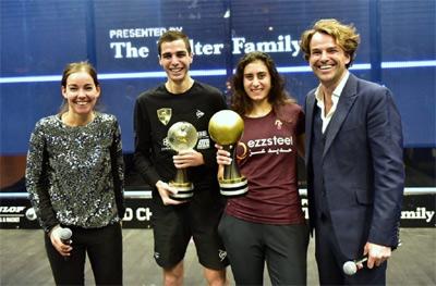 Squash World Championships