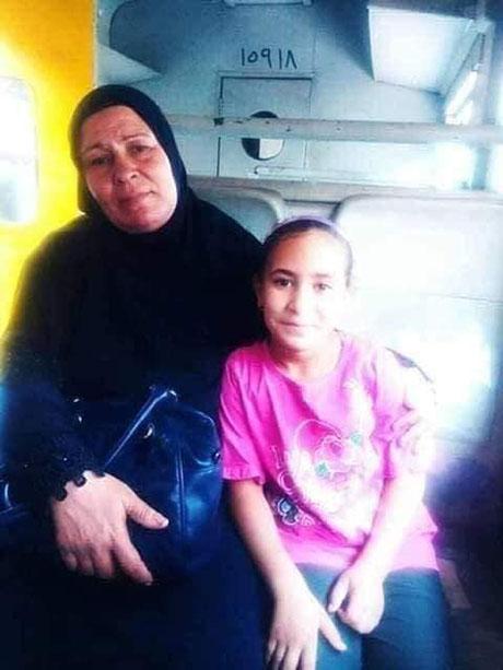 Samia Mohamed and Rawya