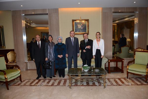 Salah and Erdogan