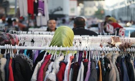 Ready garment market