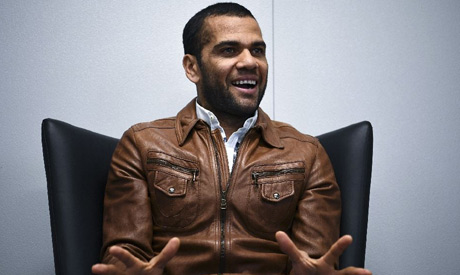 Paris Saint-Germain star Dani Alves dreams of winning the World Cup with Brazil in 2022, when he wil