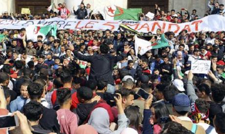 Algeria Protests