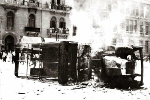 Demonstrations 1919