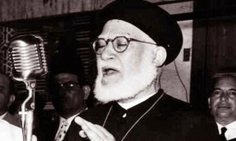 Father Sergius — preacher of revolution