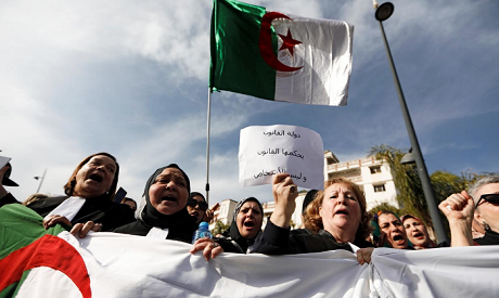 Algeria's Bouteflika warns against 'chaos' ahead of protests