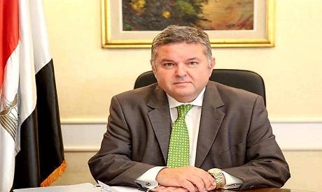 Minister Hisham Tawfiq