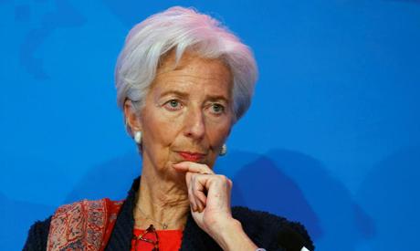 IMF chief