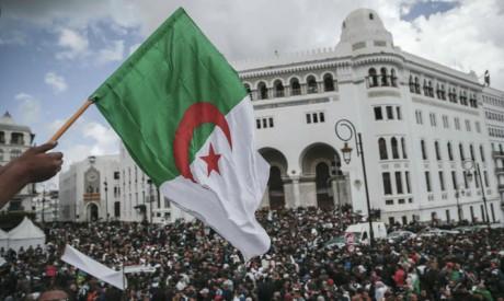 Algeria Protesters