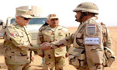 Badr 2019 manoeuvre shows ability of Egypt military to