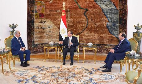 Sisi tells Haftar