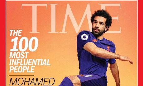 Mohamed Salah Times