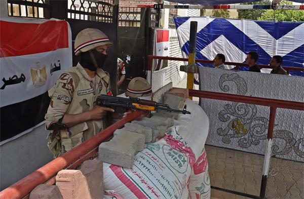 Egyptians Vote
