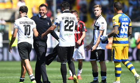 Parma coach