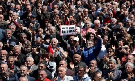 Turkey, opposition