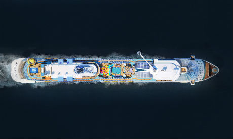 Spectrum of the Seas