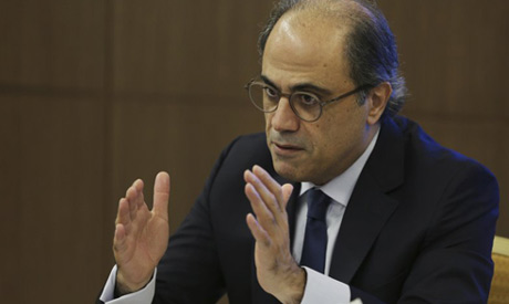 Jihad Azour, the International Monetary Fund