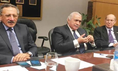 Egyptian businessmen