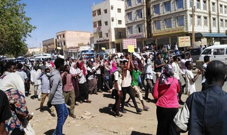 Sudanese Protests