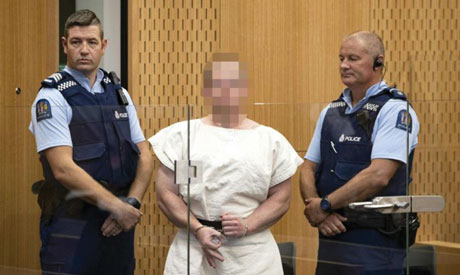Australian Brenton Tarrant (Reuters)