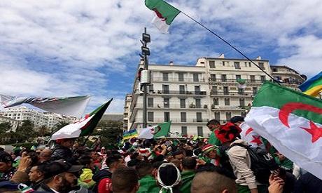 Algeria 5 April