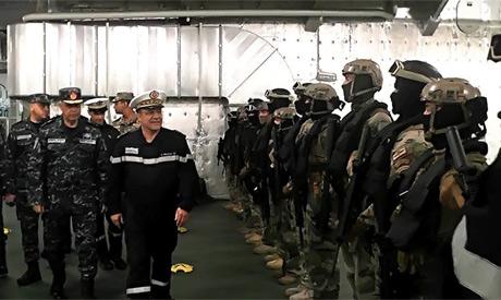 military naval