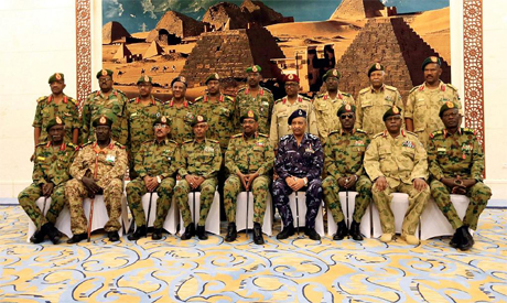 Sudanese army leadership