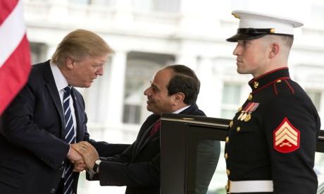 Sisi-Trump