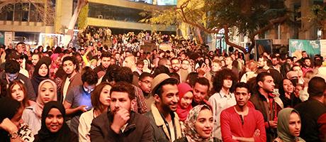 D-CAf Crowd