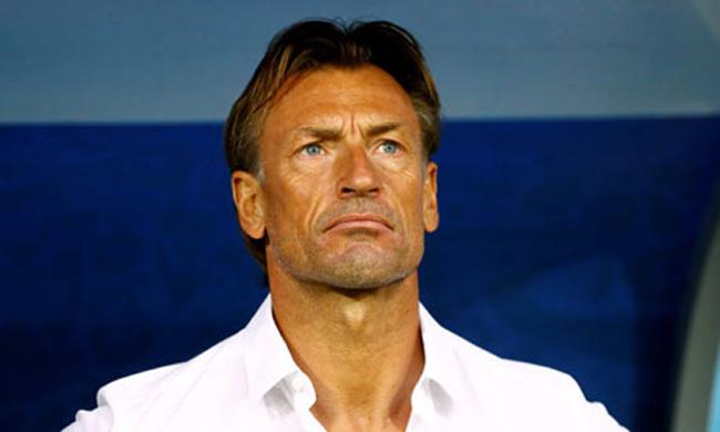 Morocco Coach Renard