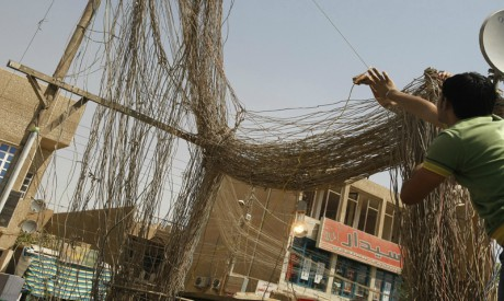 Electricity crisis in Iraq