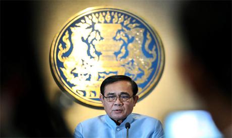Thai junta chief