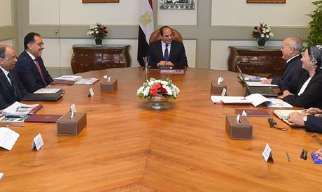 Egyptian President El-Sisi