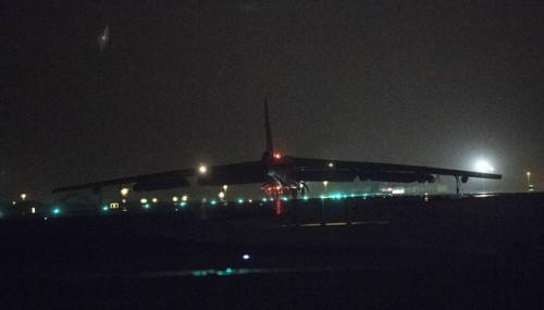 B-52Hs bomber