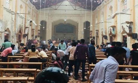 Attack on a Catholic church in Dablo