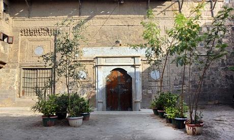 Mosque of Al-Sadat Al-Wafaeiya