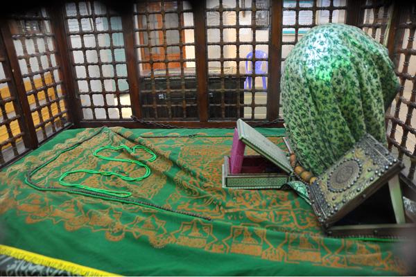 The Al-Sakandari shrine