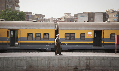 Egyptian trains