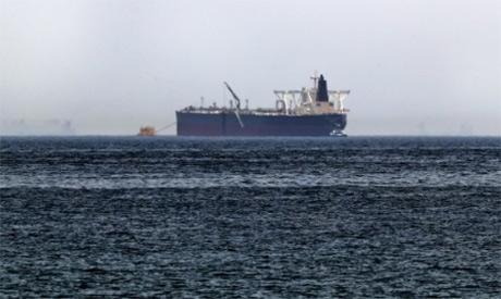 Oil tanker Amjad