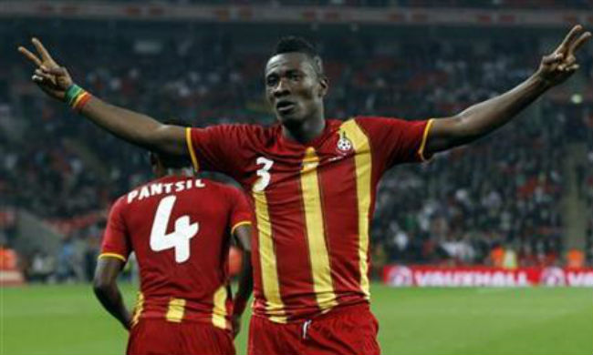 Ghana's all-time leading scorer Gyan reverses decision to