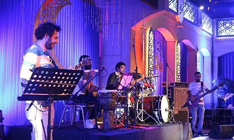 Dina El-Wedidi concert